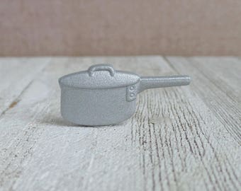 Cooking Pot - Chef - Baker - Cook - Kitchen - Pots and Pans - Boil - Apron Pin - Lapel Pin