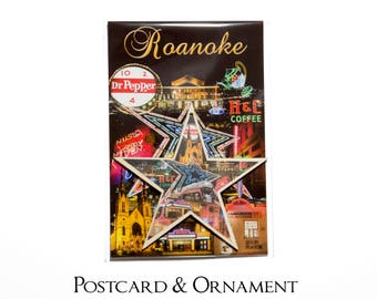 Postcard and Ornament