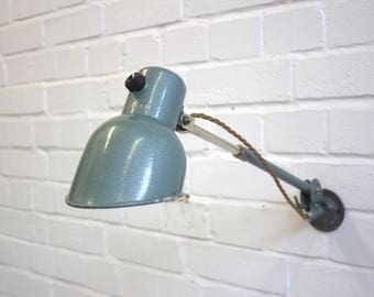 Wall Mounted Task Lamp By Hala Nestler Circa 1960's