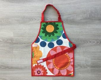 3-6 años delantal Montessori niño/niña - ¡El regalo ideal! El mejor delantal Montessori