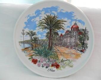 Nice De France plates