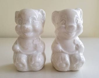 Little Bear Salt and Pepper Set
