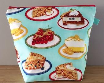 Little Sugar - Tasty Pie - Project Bag