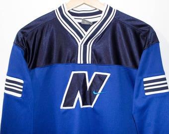 NIKE jersey shirt - vintage - big logo
