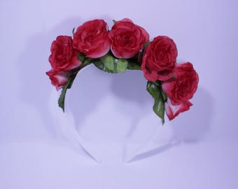 Small Rose Crown