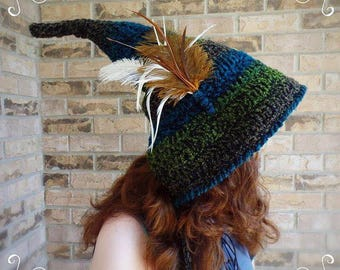 Woodland Fairy Hat **Pattern Only**