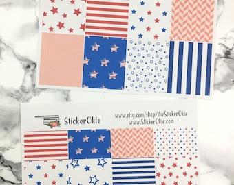 Stars and Stripes Mini Kit