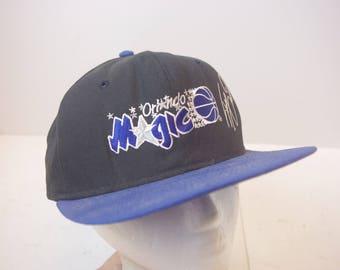 MAGIC NBA baseketball hat O'neal shaq snapback 90s vintage team
