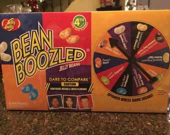 Bean Boozled Jelly Belly Bean Game