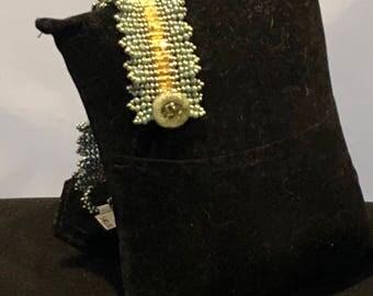 Ruffled Bracelet