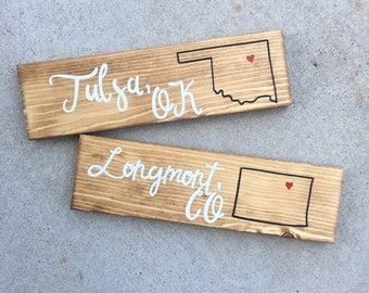 extra board piece | hanging home sign | add on board