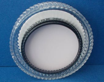 A Kood 1 B (Skylight) Filters of various sizes 46, 49, 55, 58, and 62mm in plastic cases, Made in Japan 1980s