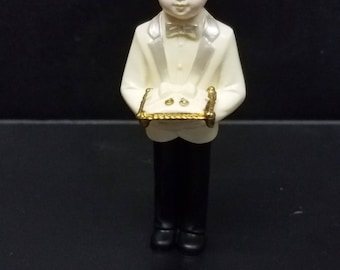 Ring bearer cake decoration