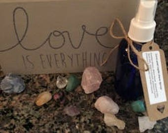 Love and Light Aura Spray