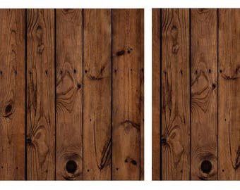 Rustic Wood Light Switch Plate Cover // brown planks image #50 // SAME DAY SHIPPING**