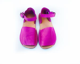Toddler Fushia Sandals