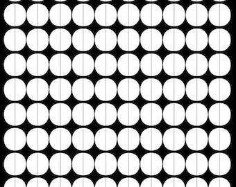 Scandinavian Cotton fabric Lane Arvidssons Textil -  100% Cotton  Fabric - 59 inches (150 cm) wide