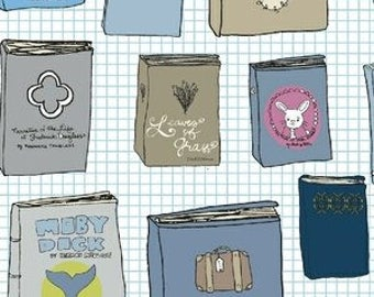 Literary by Heather Givans for Windham Fabrics - Literary in Well Read- Fat Quarter