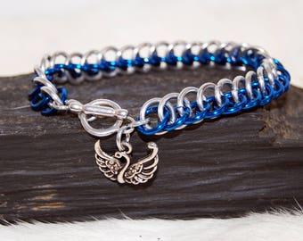 """Half persian"" bracelet charm"