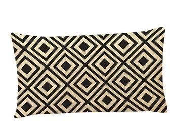 Geometric Cushion cover 30 x 50 cm