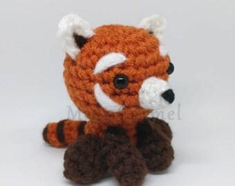 Red Panda Amigurumi