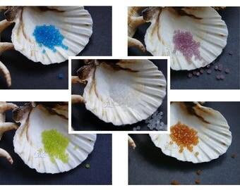 Toho Beads 11/0 Japanese Seed Beads White Purple Blue Green Amber 10 g