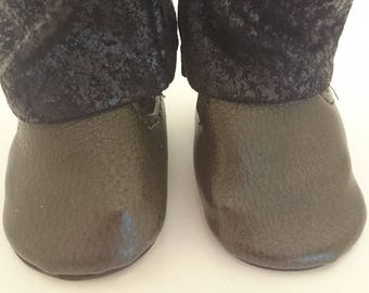 18 Inch Boy doll Chelsea Style Ankle Boots
