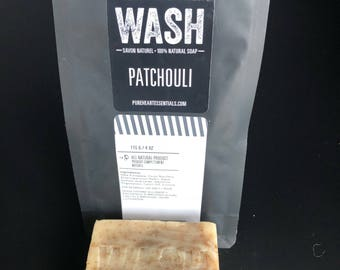 Patchouli Soap (Vegan)