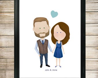 Engagement gift for couple, engagement gift for him, engagement gift for her, engagement card, engagement present, engagement gift idea