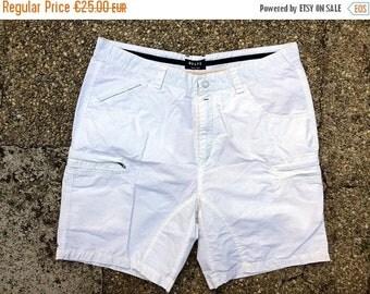 VENTE Vintage pour homme Short / Short blanc Mens Mens chino Short / designer Mens BELFE shorts / Mens Cargo shorts