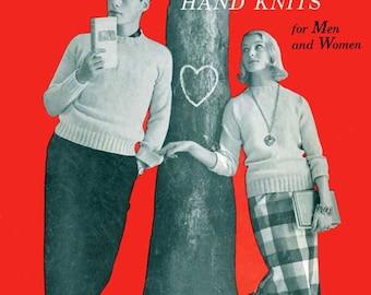 Botany Hand Knits For Men & Women E-Pattern Book