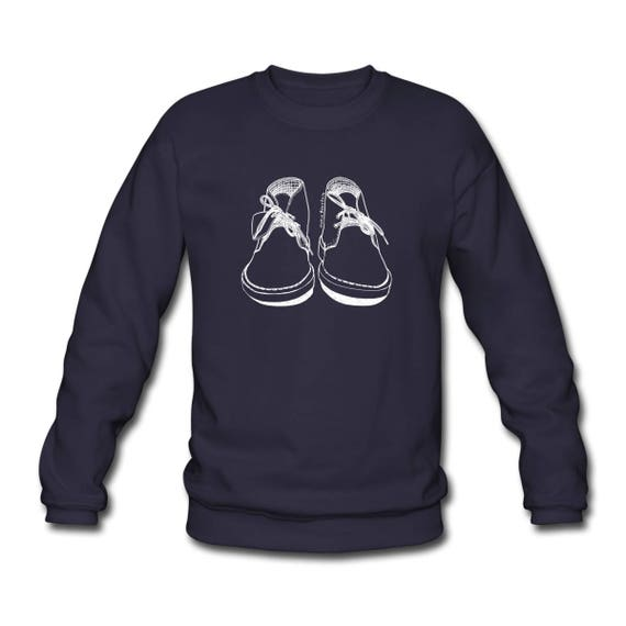 Clarks Desert Boots Design Ethically Produced Sweatshirt Sweater For Men. Sizes M-XXL. Heather Grey, Black Or Navy Blue.