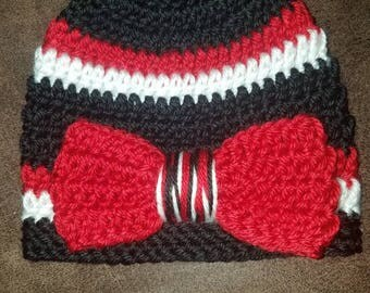 Team/school color baby hat!!!! (Made to order in your teams colors)