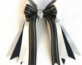 Equestrian bows, clothing/beautiful classic/elegant gift