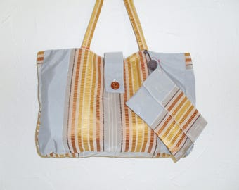 Tote shopping bag or tote for student