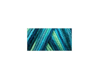 Peacock Feather Caron Simply Soft Paints Yarn (Pre-Order)