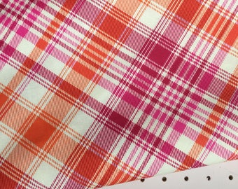 Joel Dewberry for freespirit - Tartan Fabric from the Notting Hill collection