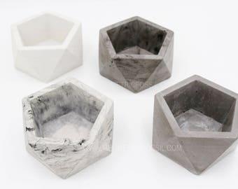 Large Flat Icosahedron
