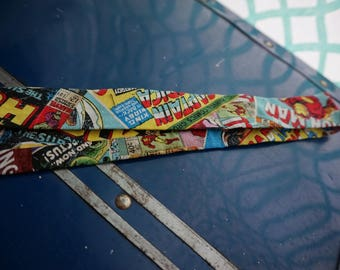 Marvel Comics Headband