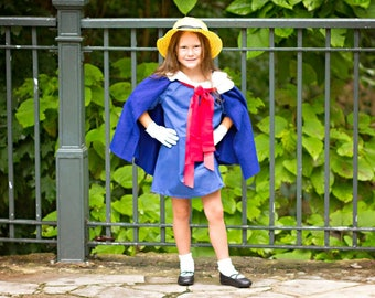 Madeline Dress and hat