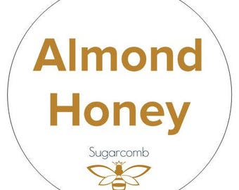 Almond Honey Body Scrub