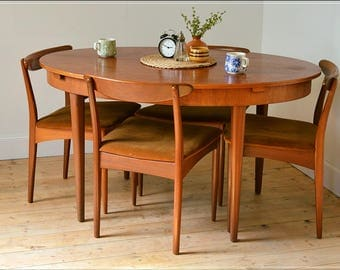 dining chair chairs (only) teak Greaves Thomas danish design