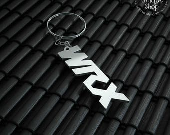Subaru WRX Version 2 Keychain