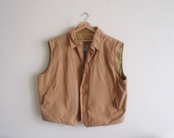 vintage Schaefer Outfitters vest