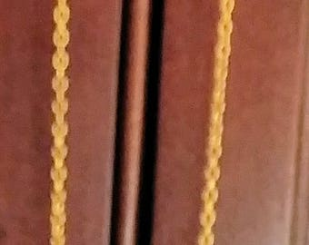Boho Mala chain necklace
