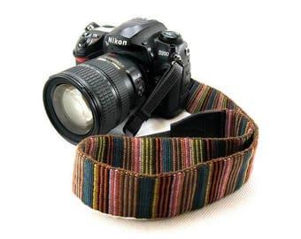 Neck Strap Camera Strap Bohemia Shoulder Neck Universal Camcorder Belt Strap for All DSLR Camera Colorful