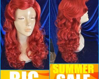 Little mermaid wig sale!