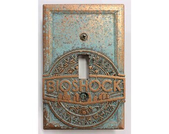 Bioshock - Light Switch Cover