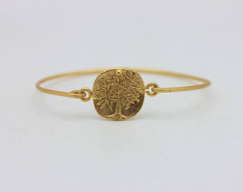 Perfect hand made our product brass for lady gold  plated bracelet