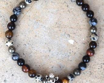 Protection angel bracelet